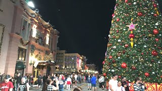 Universal Studios Orlando Live Stream - 11-20-17 - Decorations and Hogwarts Castle Show thumbnail