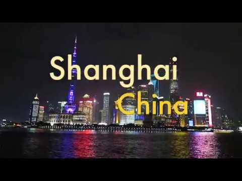 Shanghai China - A must see!