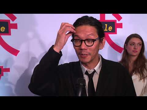 Isle of Dogs - Itw Kunichi Nomura (official video)