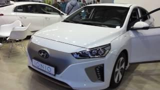 видео Hyundai представил свой первый гибридный автомобиль