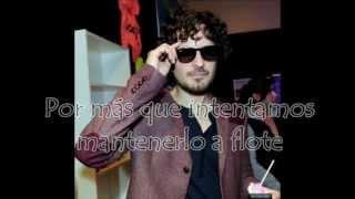 Tommy Torres - El Barco Se Hunde / Letra