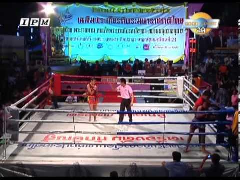 """namtan"" a thai boxer"