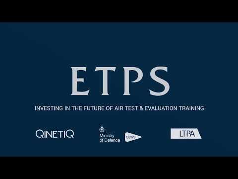 ETPS is changing...