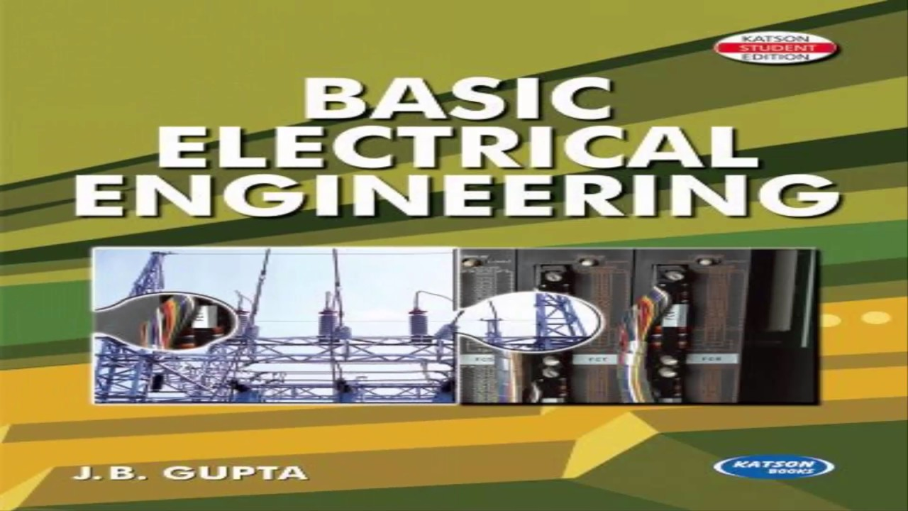 Electrical Engineering Books Youtube