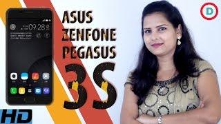 видео Asus Zenfone Pegasus - 5000 mAh