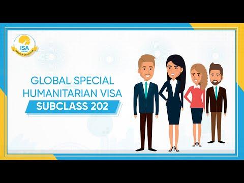 Global Special Humanitarian Visa Subclass 202