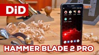 833. Czas na zmiany! Hammer Blade 2 Pro - pancerny telefon do pracy w warsztacie Domidrewno