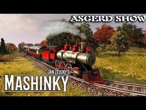Mashinky | Обзор | Транспортная стратегия о поездах