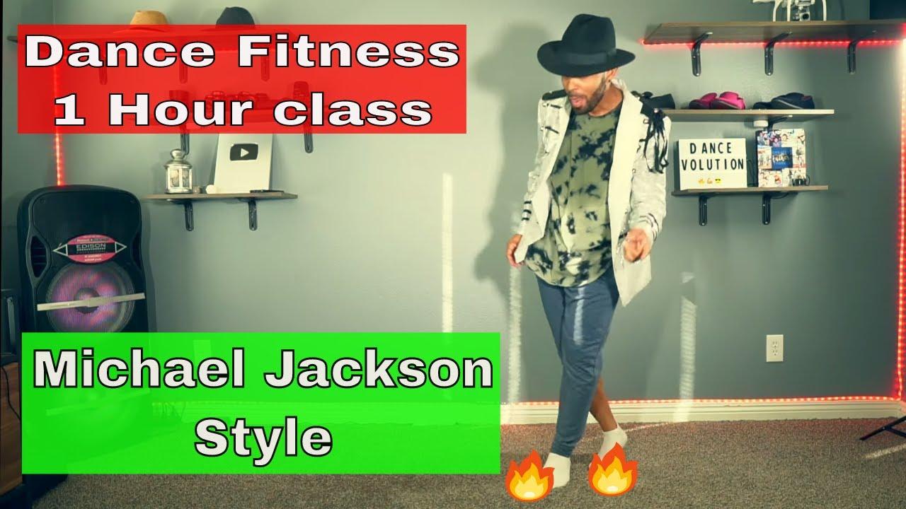 Abdel Baila Baila Dance fitness 1 HOUR Class / MICHAEL JACKSON / DanceVolution Fitness