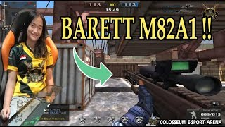 Download lagu BARRETT M82A1 AWP PALING KEJAM!!