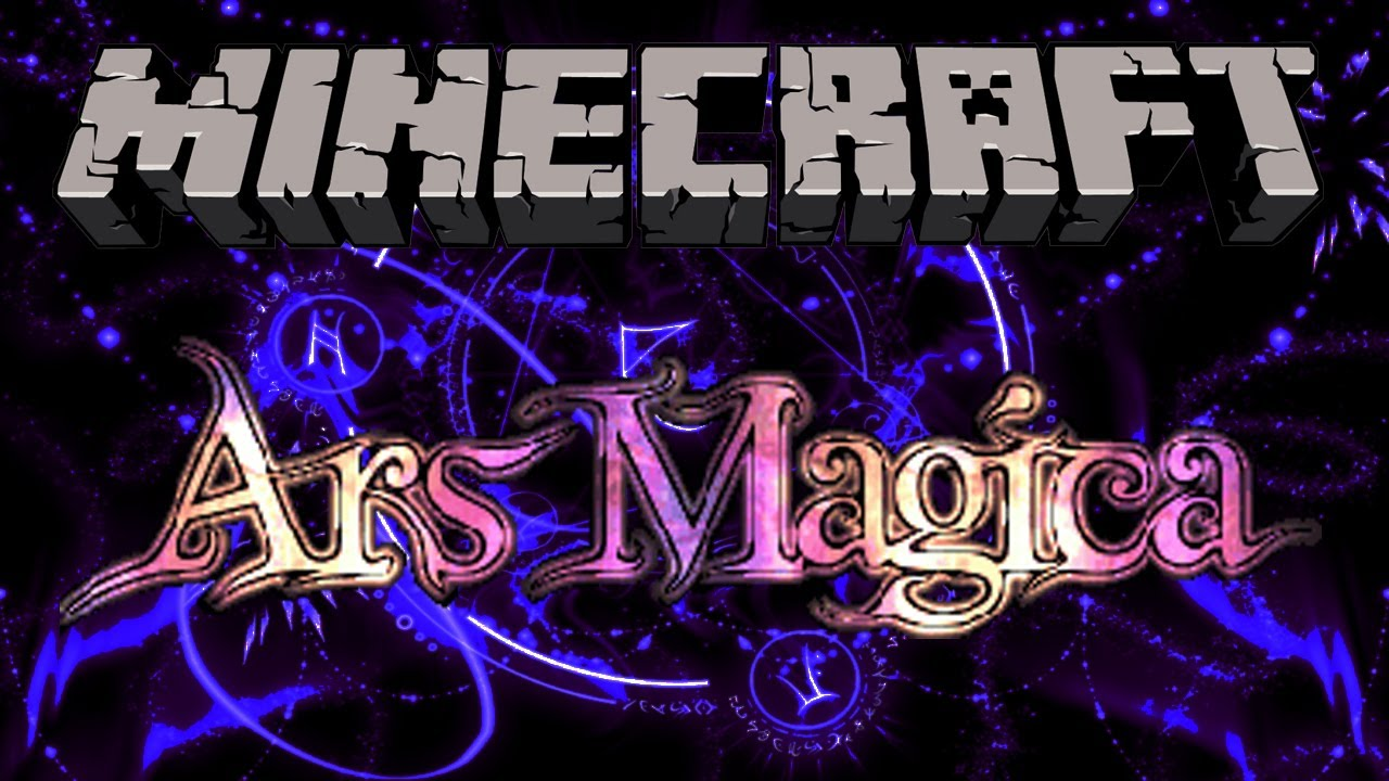 Minecraft Ars Magica With Lewis Spell Book Archmage