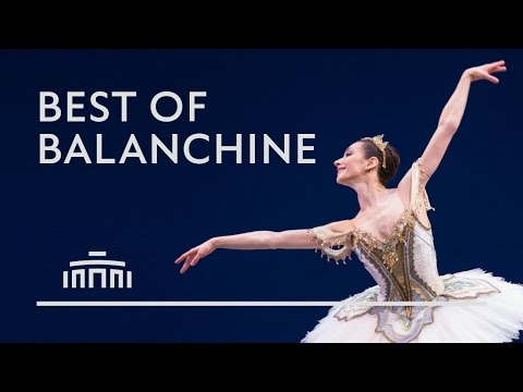 Best of Balanchine: trailer - Dutch National Ballet
