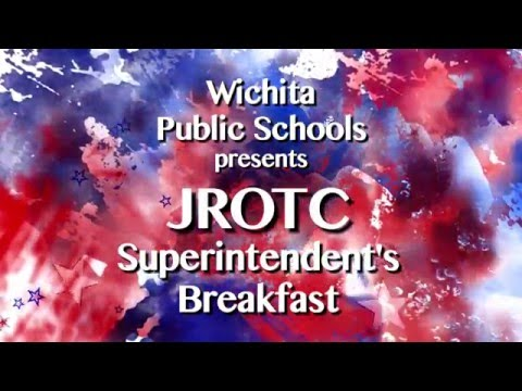 JROTC Superintendent's Breakfast