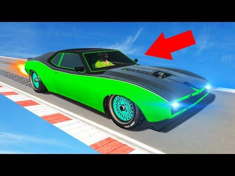 *NEW* $2,950,000 INSANE MUSCLE CAR! (GTA 5 DLC)