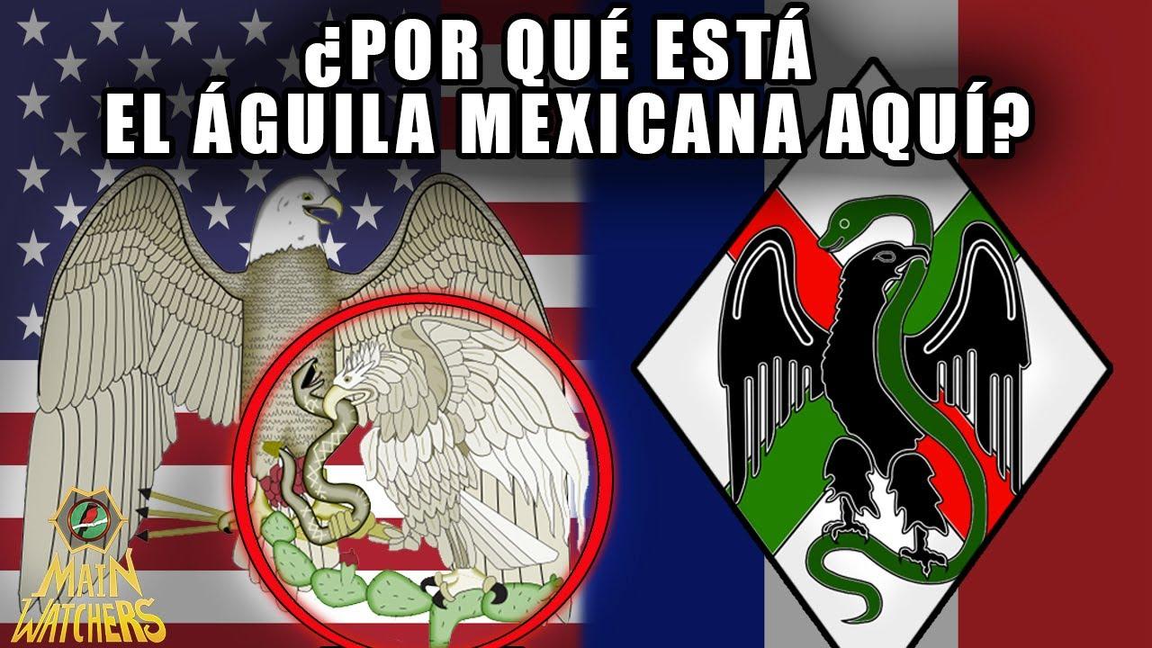Gobiernos EXTRANJEROS que USAN SÍMBOLOS PATRIOS MEXICANOS