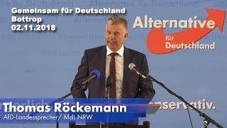 Thomas Röckemann (AfD): Beobachtung durch den Verfassungsschutz -