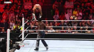 Raw - CM Punk vs. R-Truth