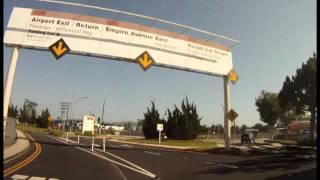 Bob Hope Airport In Burbank (BUR) - Finding Your Way to the Avis Car Rental Counter
