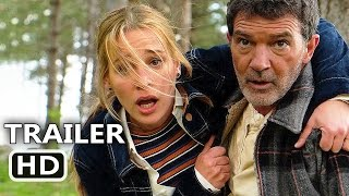 BLACK BUTTERFLY Official Trailer (2017) Antonio Banderas, Thriller Movie HD