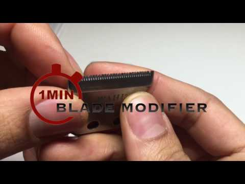 How To Use: 1Min Blade Modifier