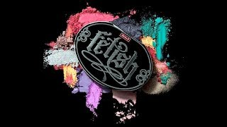 Kat Von D - 🖤 Preview of New Fetish Eyeshadow Palette + Swatches | MAKEUP ADDICTED