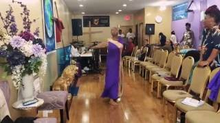 """God Provides ""  Dance by Sister Kk grow Next Level Youth Dance Ministry"