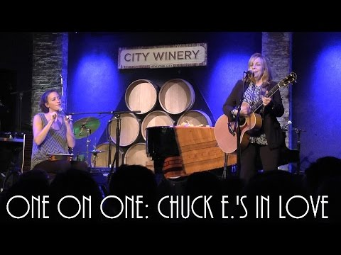 ONE ON ONE: Rickie Lee Jones - Chuck E.'s In Love March 19th, 2016 City Winery New York