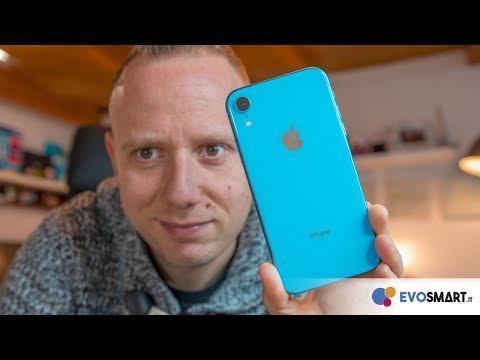 iPhone XR DUAL SIM mi sarà piaciuto? Ecco come funziona ( L'angolo del Guerz )