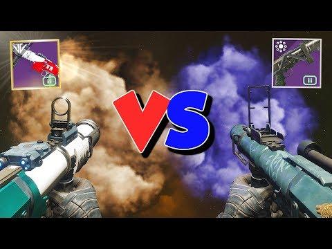 Mountaintop VS Orewing's VS Militia's [Destiny 2]