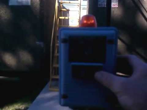 SJE Rhombus Tank Alert XT Overfill Alarm YouTube