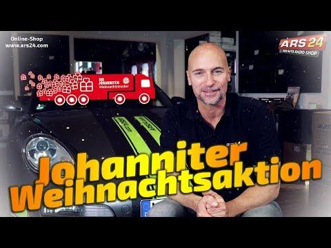Die Aktion Johanniter-Weihnachtstrucker! Mach mit! | ARS24
