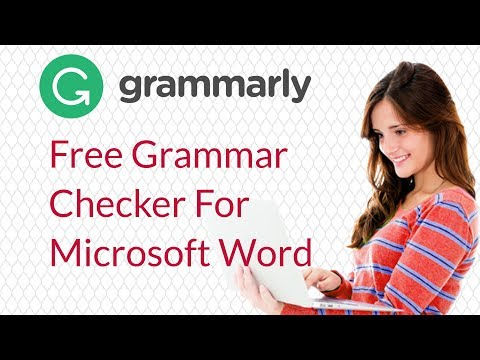 Grammarly: Free Grammar Checker For Microsoft Word 2019