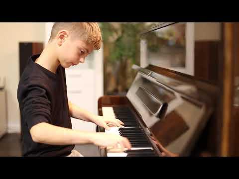 """Ф. Мендельсон """"Песня венецианского гондольера""""F. Mendelssohn  """"Chanson De Gondolier Vénitienne"""""""