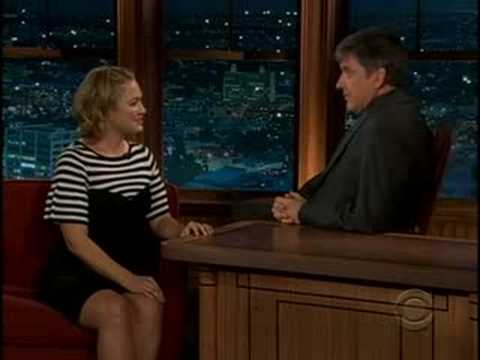 Sophia Myles on The Late Late  w Craig Ferguson