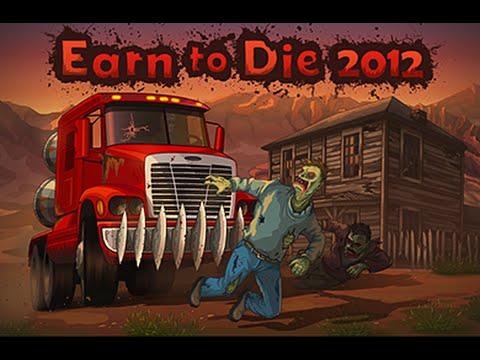 Earn To Die 2012 Game Play 1