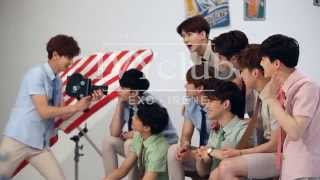 아이비클럽 교복(IVYCLUB) 2015 SUMMER 메이킹영상 - MAKING FILM with EXO&IRENE
