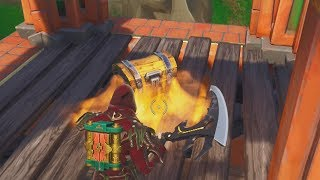 👀 Search Chest at Sunny Steps or Fatal Fields - Fortnite Week 3 Season 8