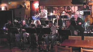 Wiggle Walk - Silicon Valley Repertory Jazz Orchestra