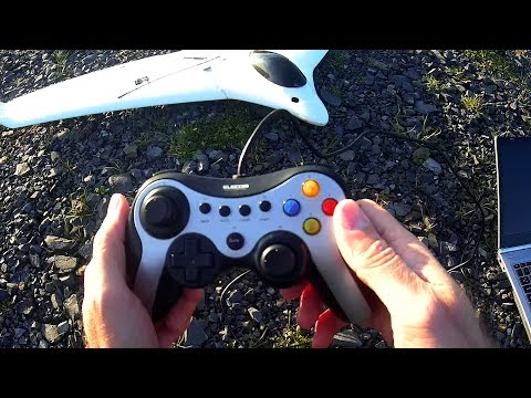 Trying Gamepad/joystick Control In Mission Planner