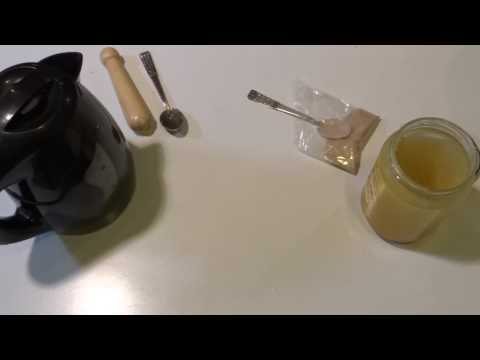 How To Mix Apple Pectin Powder With Water For Better Digestion, Detox And Cholesterol Levels.