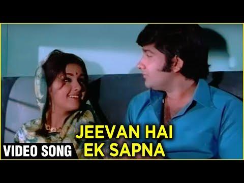 Jeevan Hai Ek Sapna - Kishore Kumar & Asha Bhosle Hit Songs - Usha Khanna Songs