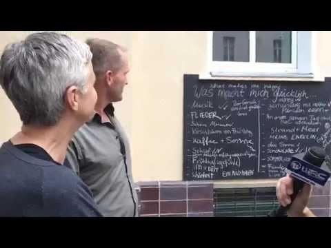 Creating A World Without Money: Sharehaus Berlin