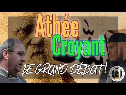 1er débat Athée/Musulman francophone : Karim al-Hanifi & Jean Bricmont, 2018 à partager !
