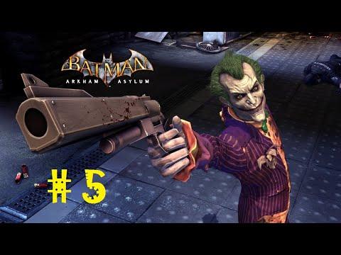 Batman: Arkham Asylum | Прохождение игры | Часть № 5