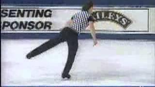Elvis Stojko - 1996 World Championships - SP