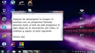 ¿Cómo descargar e instalar el ServicePack1 (SP1) para Windows 7?