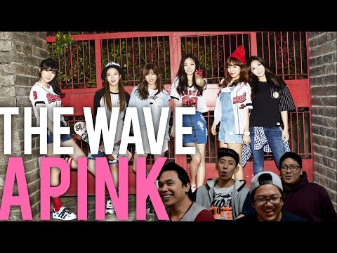 APINK | The Wave MV Reaction [4LadsReact]