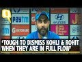 Tough to Dismiss Kohli & Rohit When They Are in Full Flow: Jadeja | The Quint