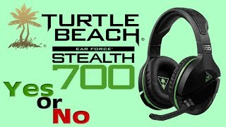 Turtle Beach Stealth 700 Review XboxOne