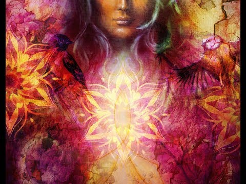 432 Hz Healing Female Energy ➤ Awaken The Goddess Within - K